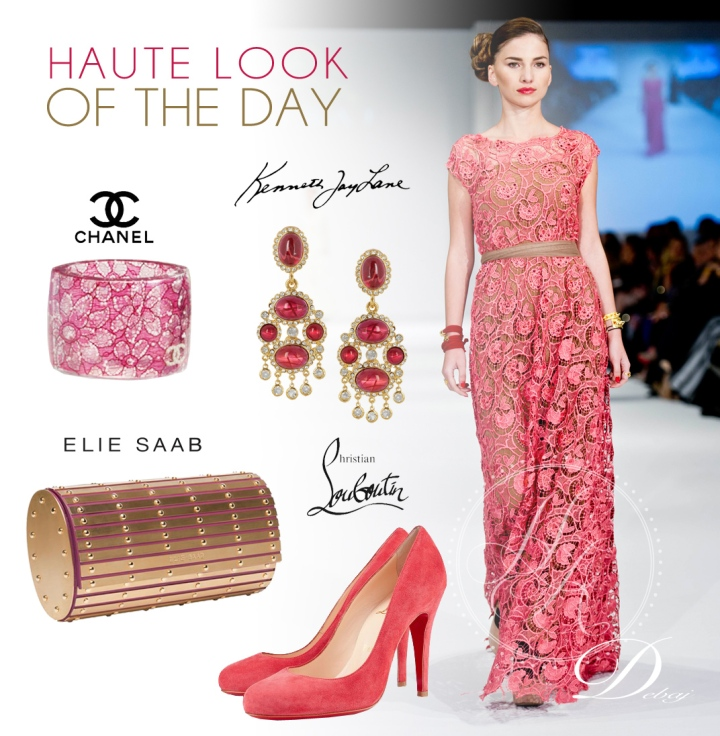 Haute Look of the Day