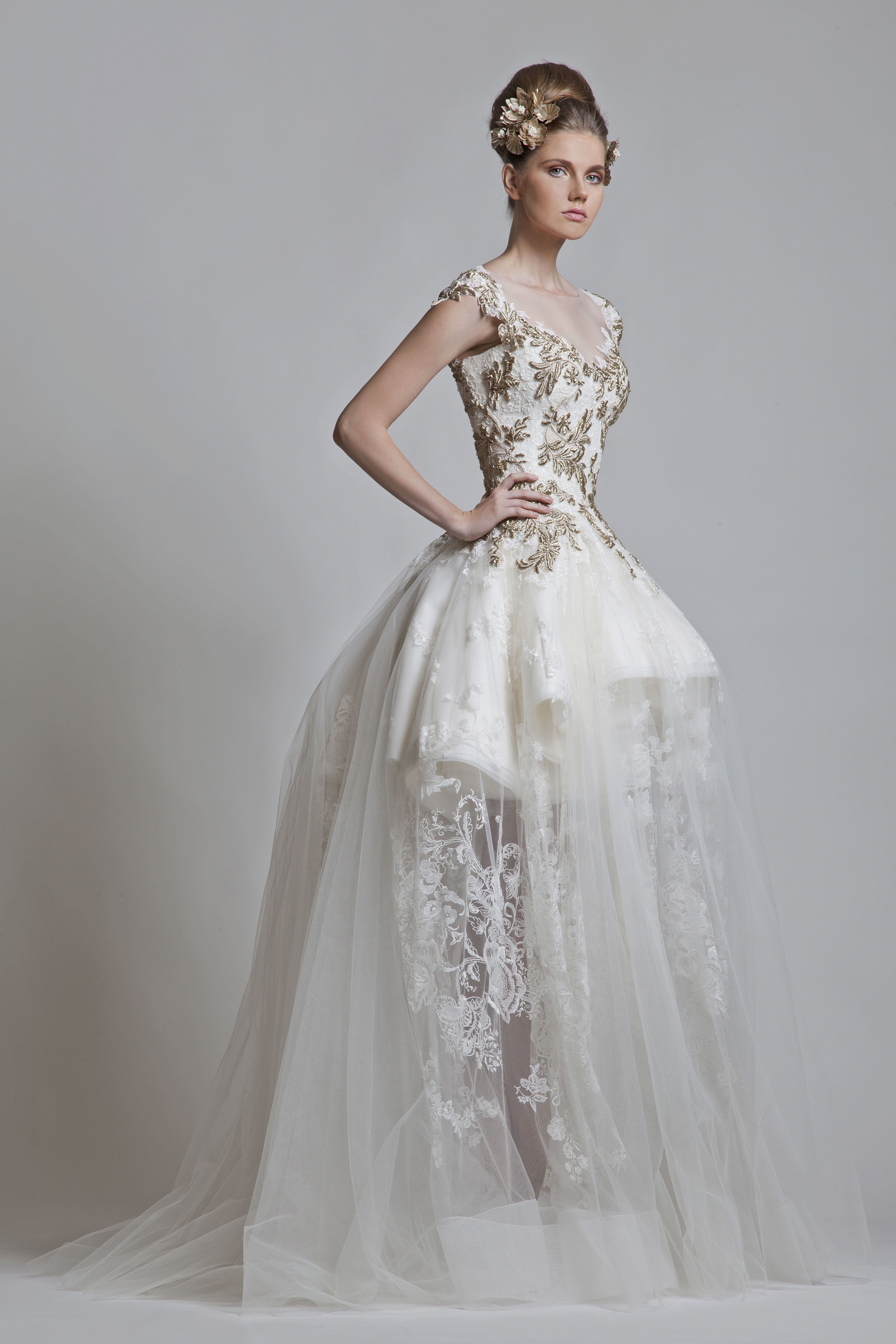 Krikor jabotian behind the scenes with chapter one for Corpse bride wedding dress for sale