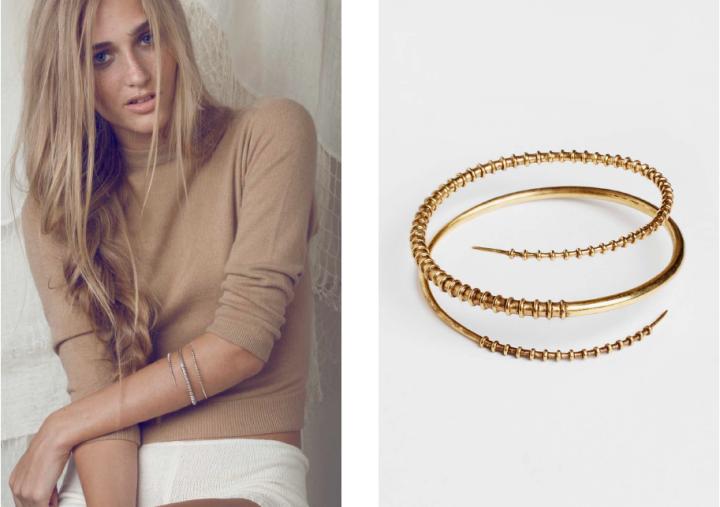 Left- Sabra Silver; Right-Sabra Gold