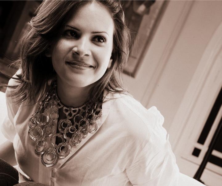 Amina Ghali