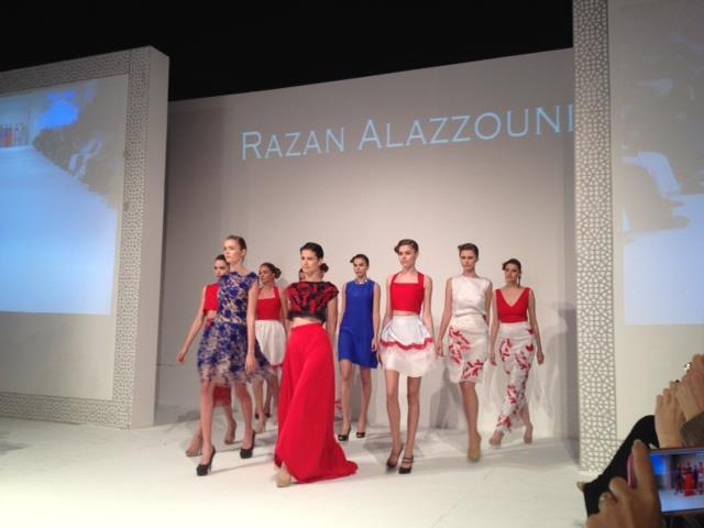 Razan Alazzouni