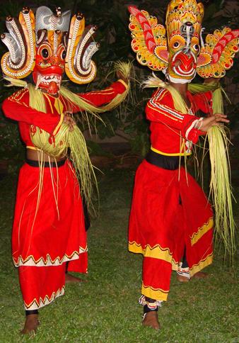 Devil Dancers