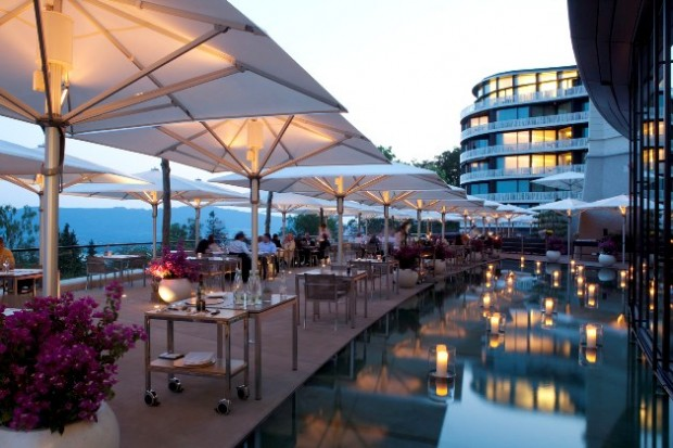 Resort of the week the dolder grand zurich haute lan for Haute zurich