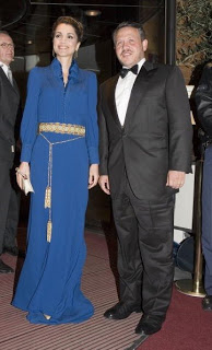 Queen Rania of Fashionable Dress and Nice Nice Queen