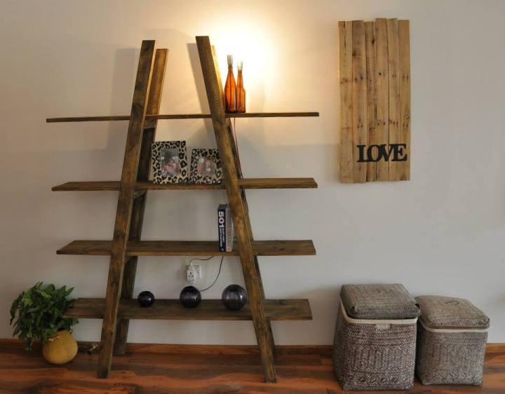 'A'ish Bookshelf
