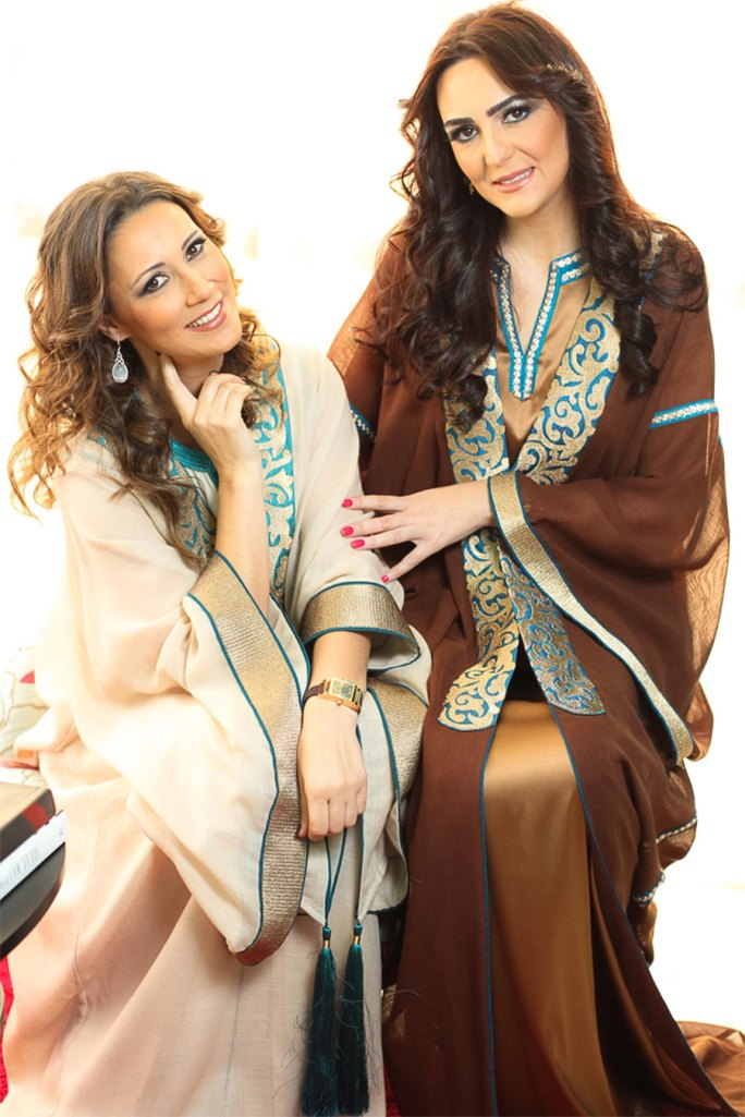 Meet sisters-in-law Mariam and Safa, the fashion duo behind 1001 ABAYAS