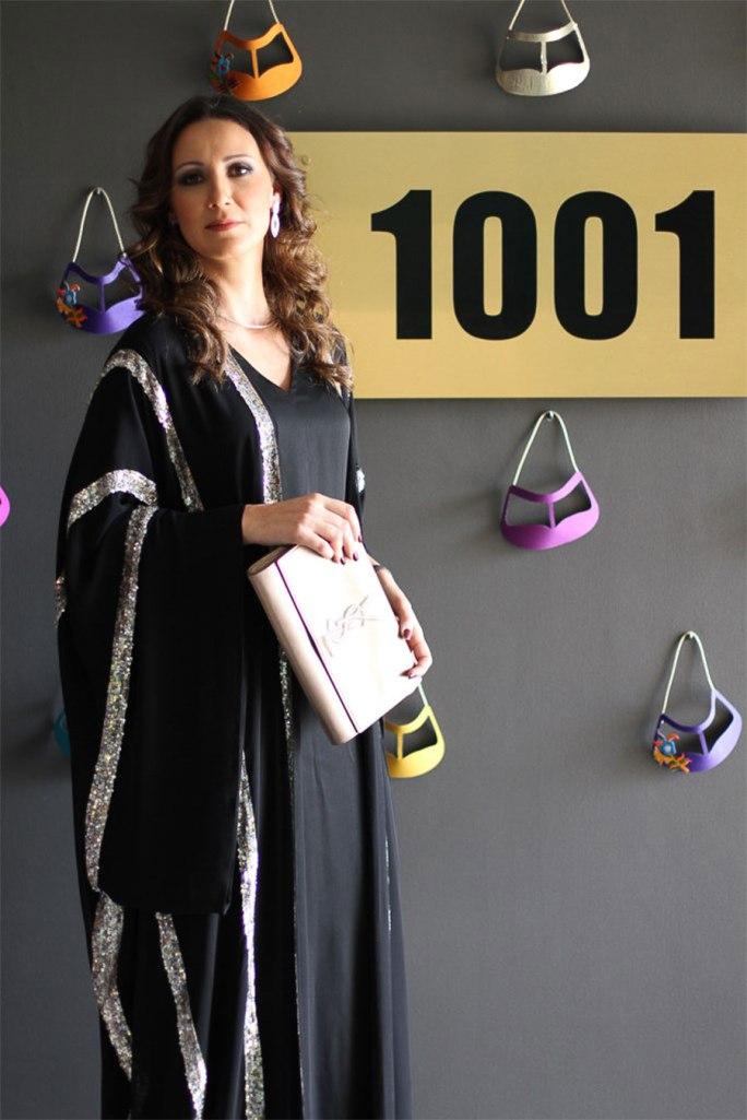 1001 ABAYAS