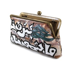 Shop Sarah's bag now at HauteArabia.com
