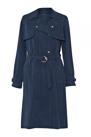 French Connection | Desert Twill Trench Coat