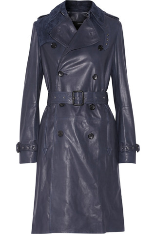 Jospeh | Leather Trench
