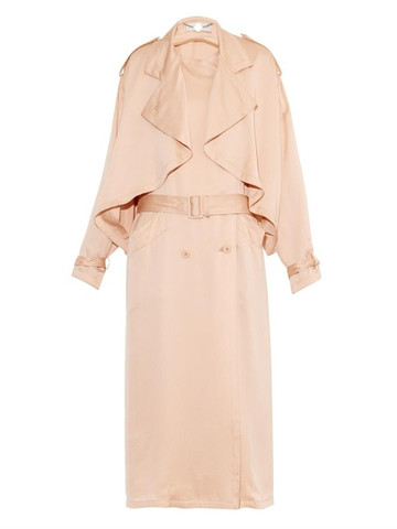 Stella McCartney | Warterfall Frankie Trench Coat